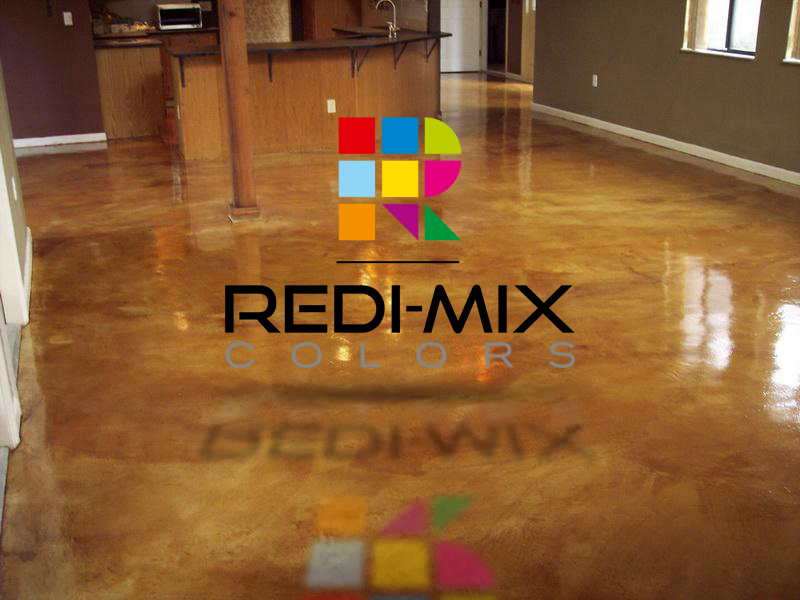 Redimix Concrete Stain & Colors